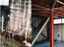 室外・室内(施工前、施工中、施工後)環境測定