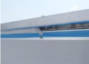 防水押さえ金具端末シーリング